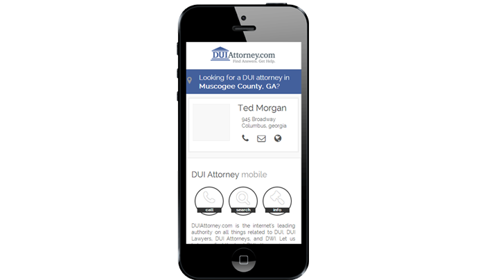 DUI Attorney Mobile